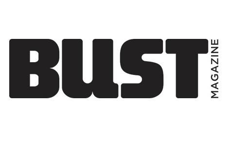 bust magazine logo