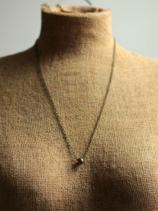 pony bead necklace