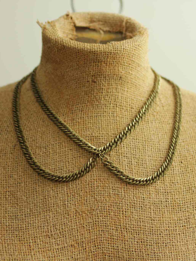 puritan collar necklace