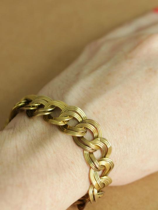 bracelet chain japanese vintage