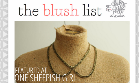 one sheepish girl feature