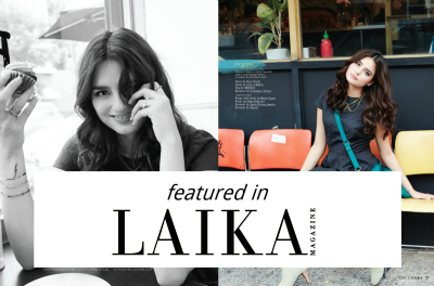 laika magazine featured jewelry