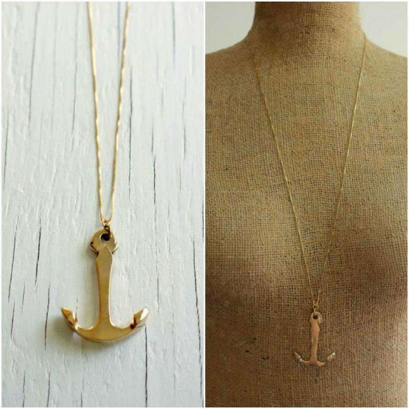 anchor necklace house greyjoy