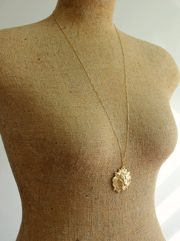 lannister game of thrones necklace