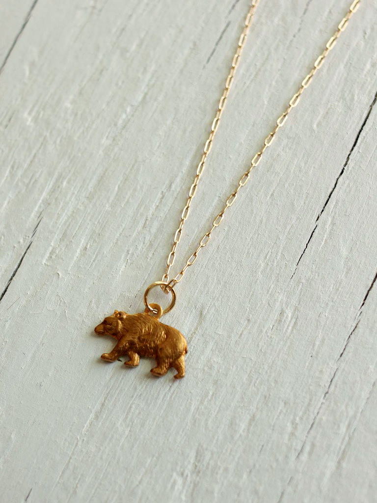 mormont bear necklace