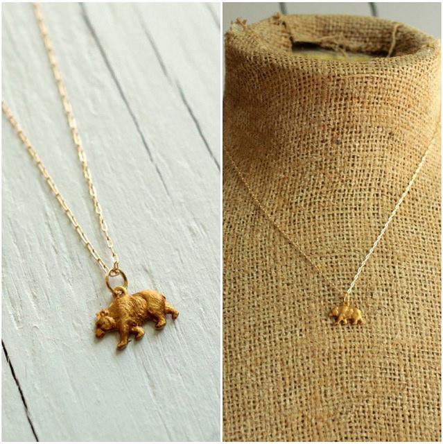 bear mormont necklace
